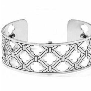 Brighton Cuff Bracelet + Leather Strap
